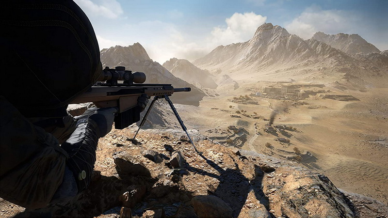 SNIPER GHOST WARRIOR CONTRACTS 2 1