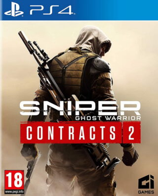 SNIPER GHOST WARRIOR CONTRACTS 2 – PS4