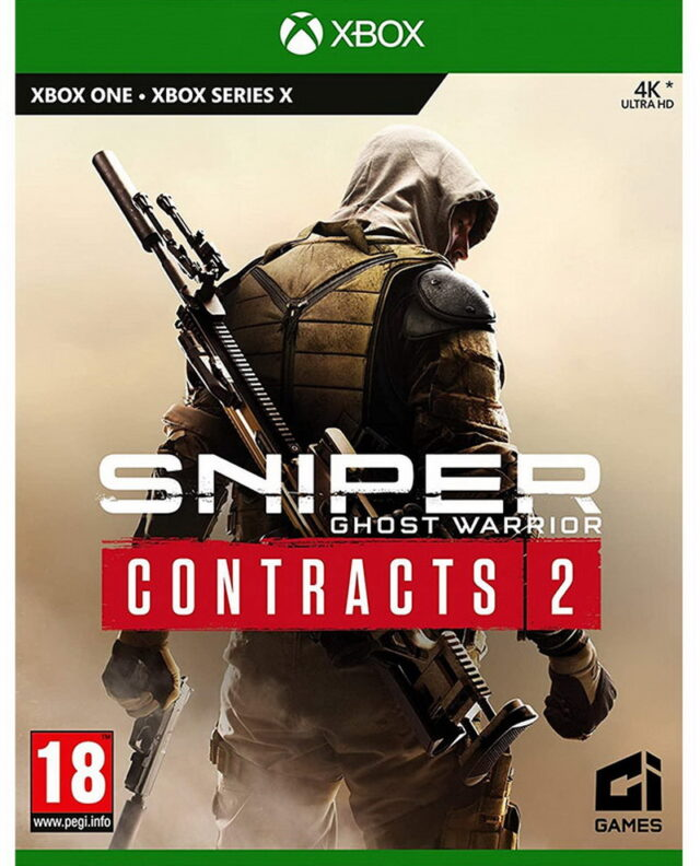 SNIPER GHOST WARRIOR CONTRACTS 2 Xbox Series X