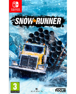 SNOWRUNNER – Nintendo Switch