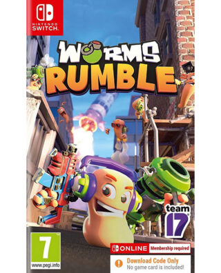 WORMS RUMBLE – Nintendo Switch