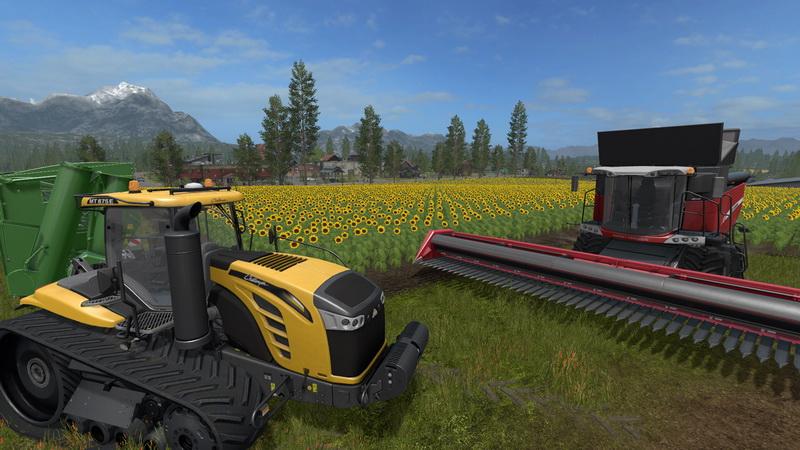 FARMING SIMULATOR 17 AMBASSADOR EDITION 1