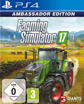 FARMING SIMULATOR 17 AMBASSADOR EDITION – PS4
