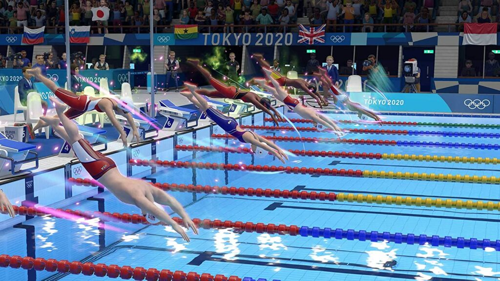 OLYMPIC GAMES TOKYO 2020 3