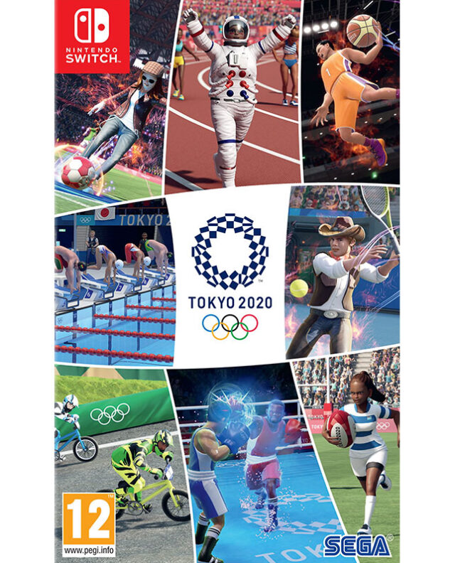 OLYMPIC GAMES TOKYO 2020 nts
