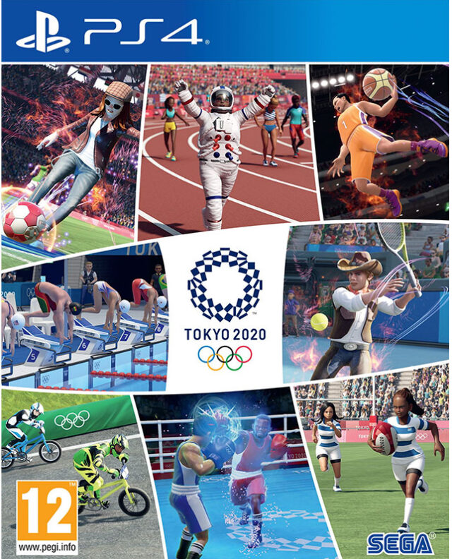 OLYMPIC GAMES TOKYO 2020 – PS4