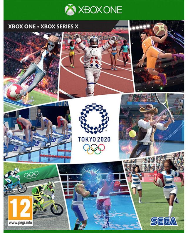 OLYMPIC GAMES TOKYO 2020 xbx