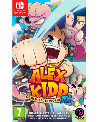 ALEX KIDD IN MIRACLE WORLD DX – Nintendo Switch