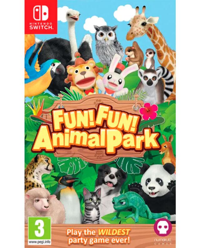 FUN FUN ANIMAL PARK nts
