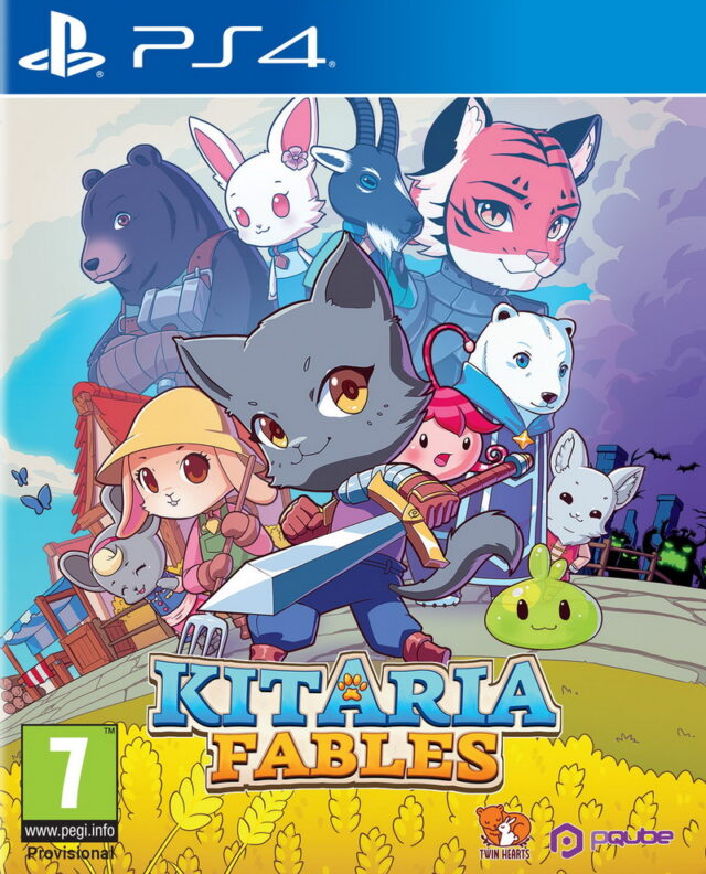 KITARIA FABLES ps4