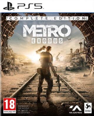 METRO EXODUS COMPLETE EDITION – PS5
