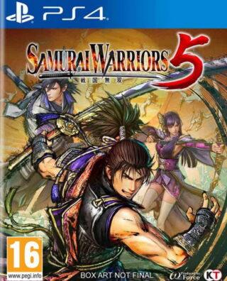 SAMURAI WARRIORS 5 – PS4