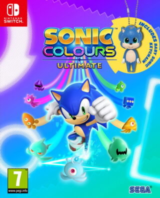 SONIC COLORS ULTIMATE DAY ONE EDITION – Nintendo Switch