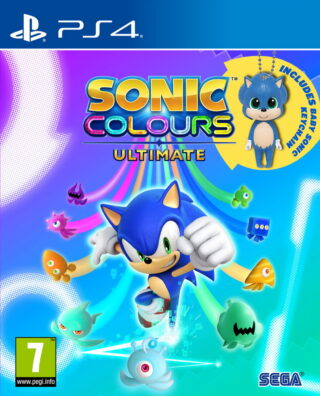 SONIC COLORS ULTIMATE DAY ONE EDITION – PS4