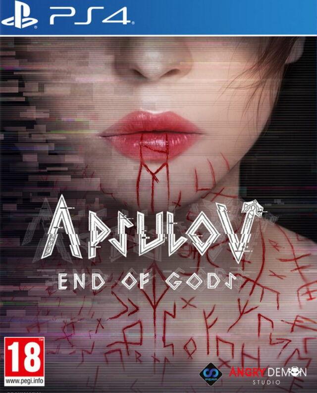 APSULOV END OF GODS PS4 5060522097129