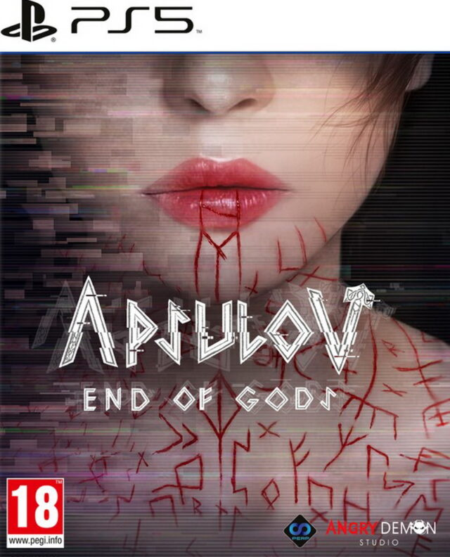 APSULOV END OF GODS PS5 5060522097204