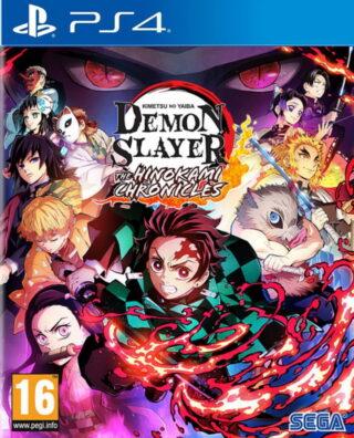 DEMON SLAYER THE HINOKAMI CHRONICLES – PS4