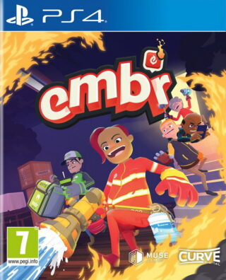 EMBR UBER FIREFIGHTERS – PS4
