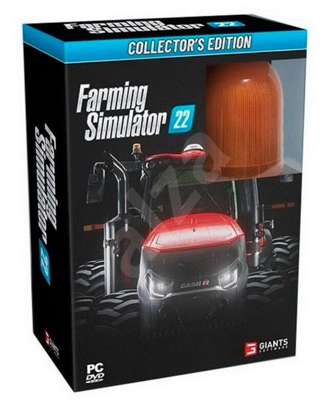 FARMING SIMULATOR 22 COLLECTORS EDITION PC 4064635100319