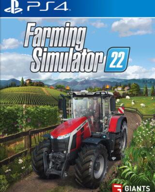 FARMING SIMULATOR 22 – PS4
