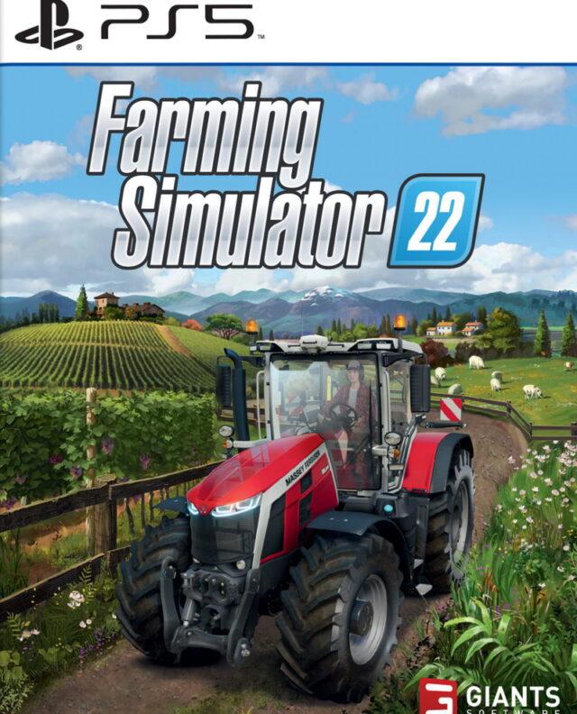 FARMING SIMULATOR 22 PS5 4064635500089