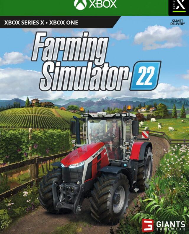FARMING SIMULATOR 22 Xbox Series X 4064635510088