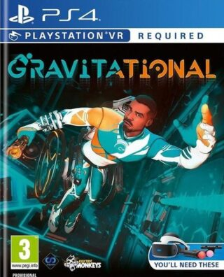GRAVITATIONAL – VR – PS4