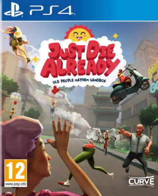 JUST DIE ALREADY – PS4