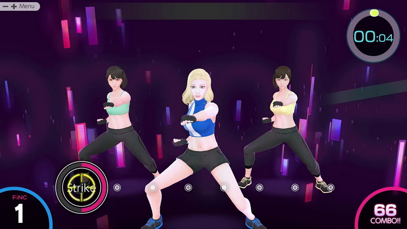 KNOCKOUT HOME FITNESS 1