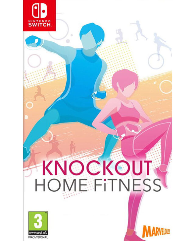 KNOCKOUT HOME FITNESS Nintendo Switch 5060540771186