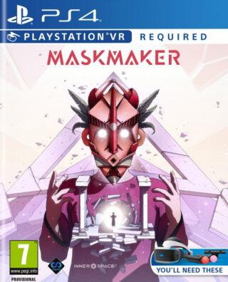 MASK MAKER – VR – PS4