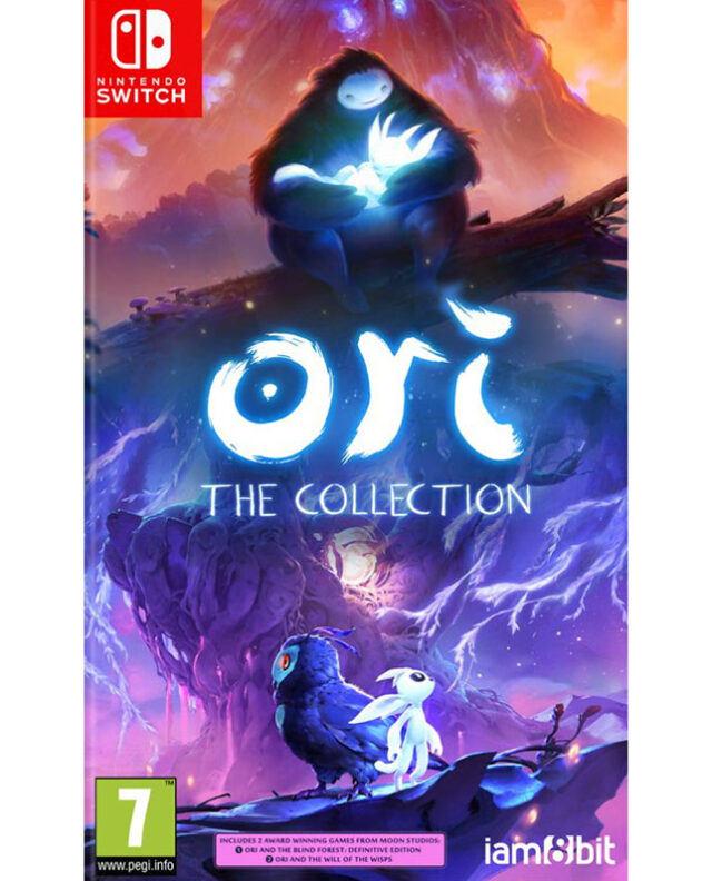 ORI THE COLLECTION Nintendo Switch 811949033499