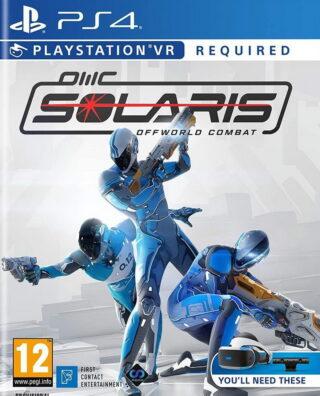 SOLARIS: OFF WORLD COMBAT VR – PS4