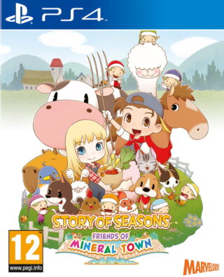 STORY OF SEASONS – FRIENDS OF MINERAL TOWN – PS4