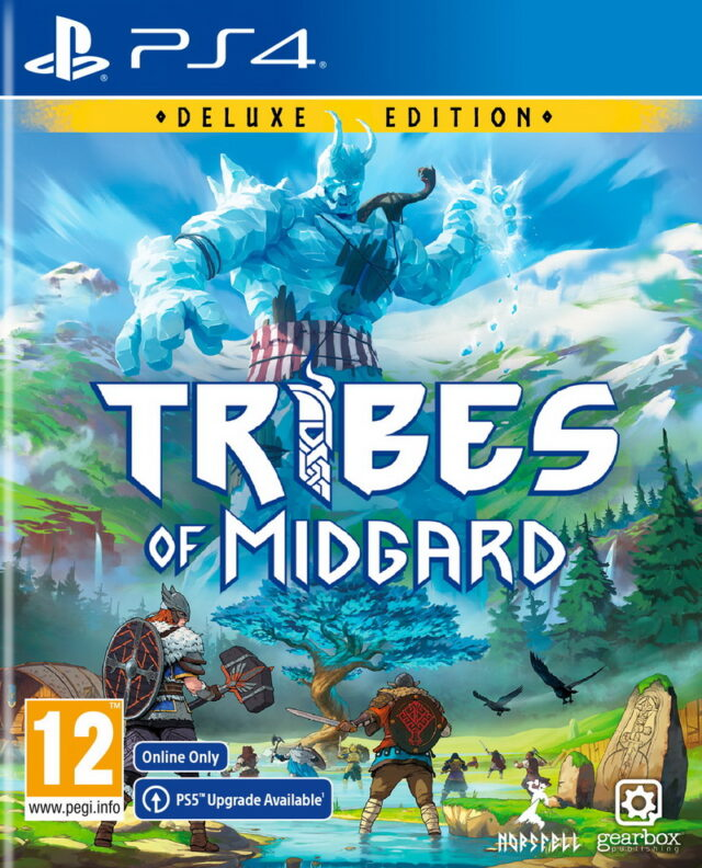 TRIBES OF MIDGARD PS4 5060760883539