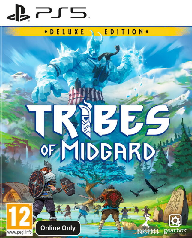 TRIBES OF MIDGARD PS5 5060760883607