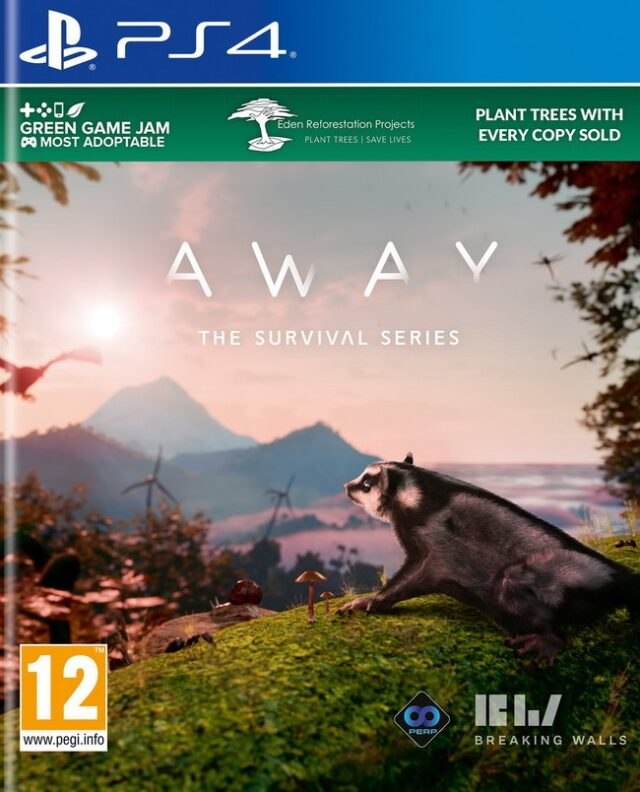 AWAY THE SURVIVAL SERIES PS4 5060522096887