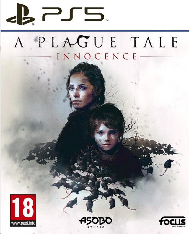 A PLAGUE TALE INNOCENCE PS5 3512899945807