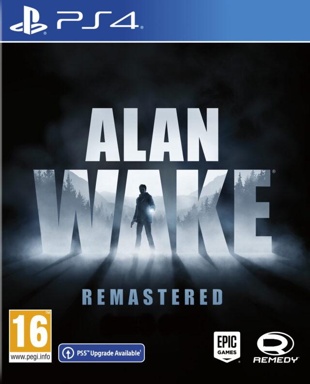 ALAN WAKE REMASTERED PS4 5060760884949