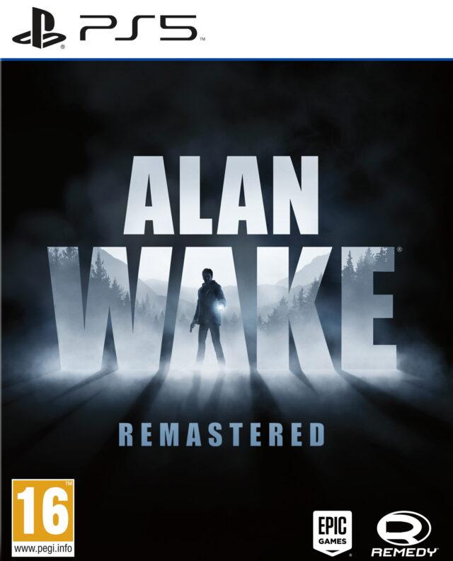 ALAN WAKE REMASTERED PS5 5060760885038