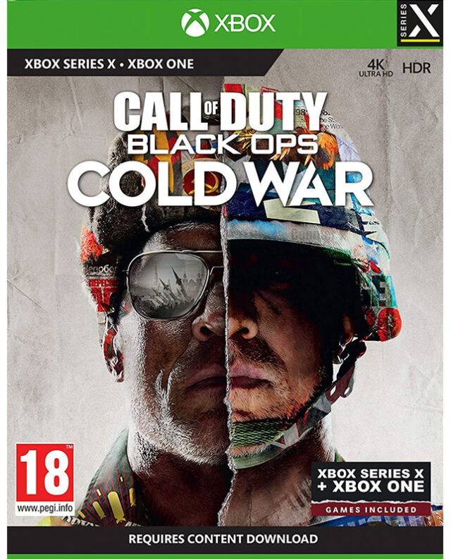 CALL OF DUTY BLACK OPS COLD WAR xbx 5030917294426
