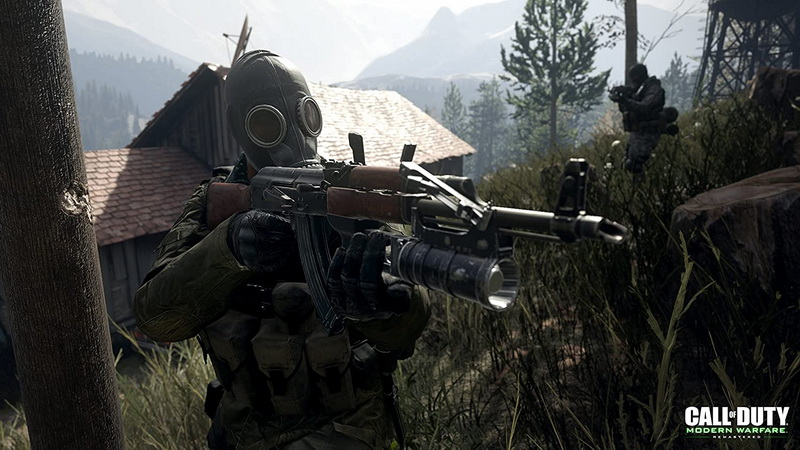 CALL OF DUTY MODERN WARFARE REMASTERED ps4 1