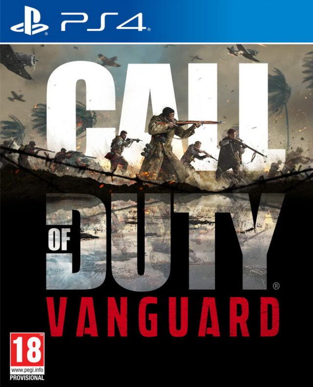 CALL OF DUTY VANGUARD – PS4
