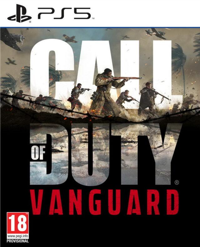 CALL OF DUTY VANGUARD PS5 5030917295317