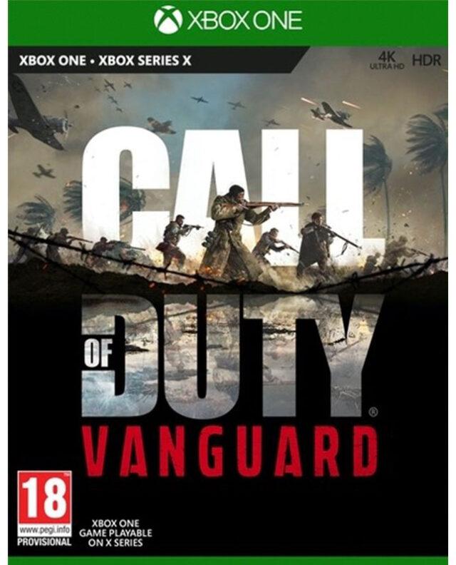 CALL OF DUTY VANGUARD XON 5030917295478