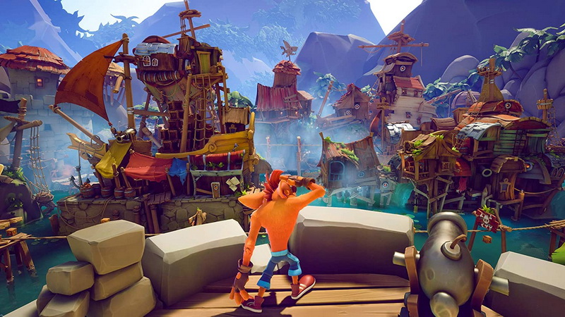CRASH BANDICOOT 4 ITS ABOUT TIME 2