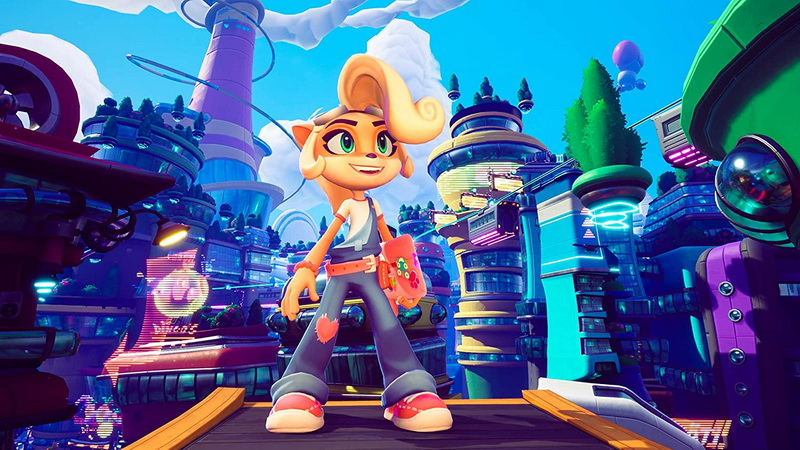 CRASH BANDICOOT 4 ITS ABOUT TIME 3