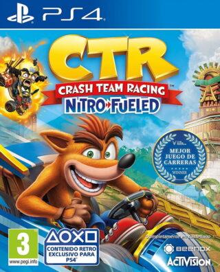 CRASH TEAM RACING NITRO-FUELED – PS4