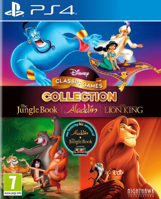 DISNEY CLASSIC GAMES DEFINITIVE EDITION PS4 5060760884550