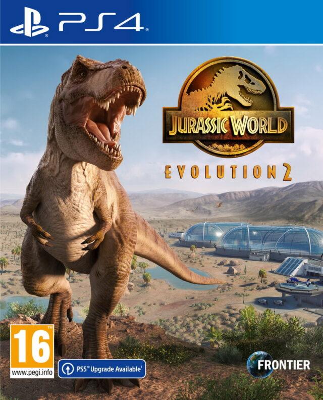 JURASSIC WORLD EVOLUTION 2 PS4 5056208813039